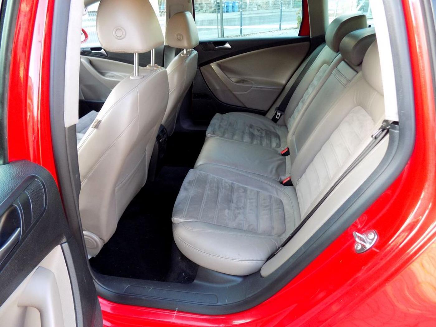 Volkswagen Passat 2.0 TDi Highline Xenon