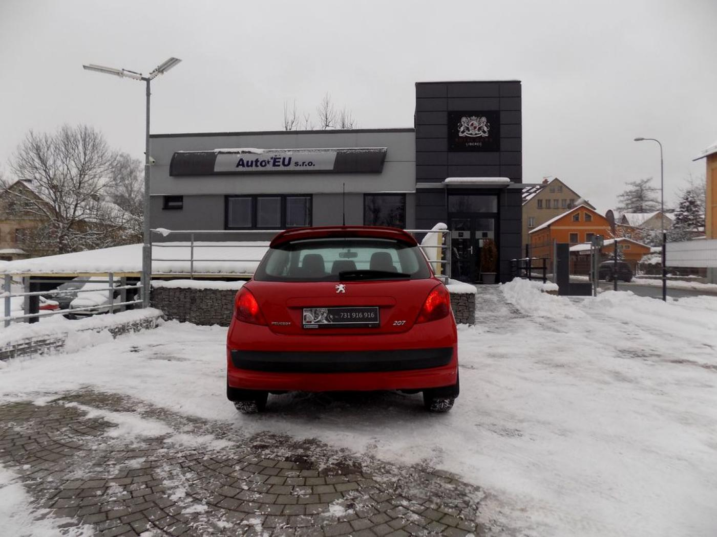 Peugeot 207 1.4i