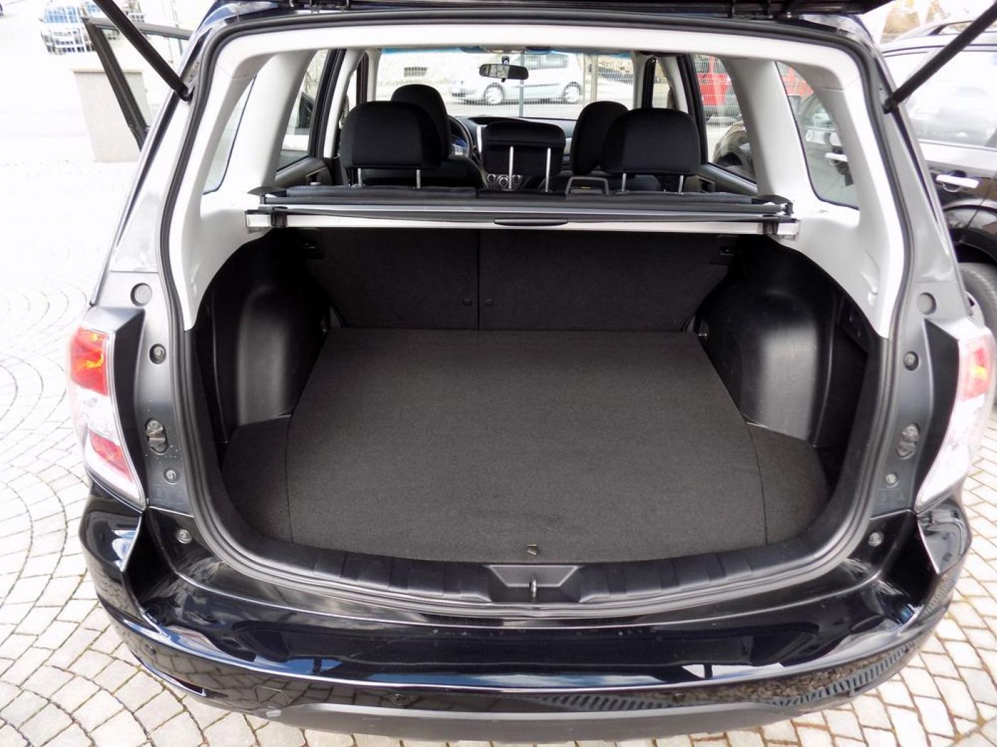 Subaru Forester 2.0 AWD Bi-Fuel LPG