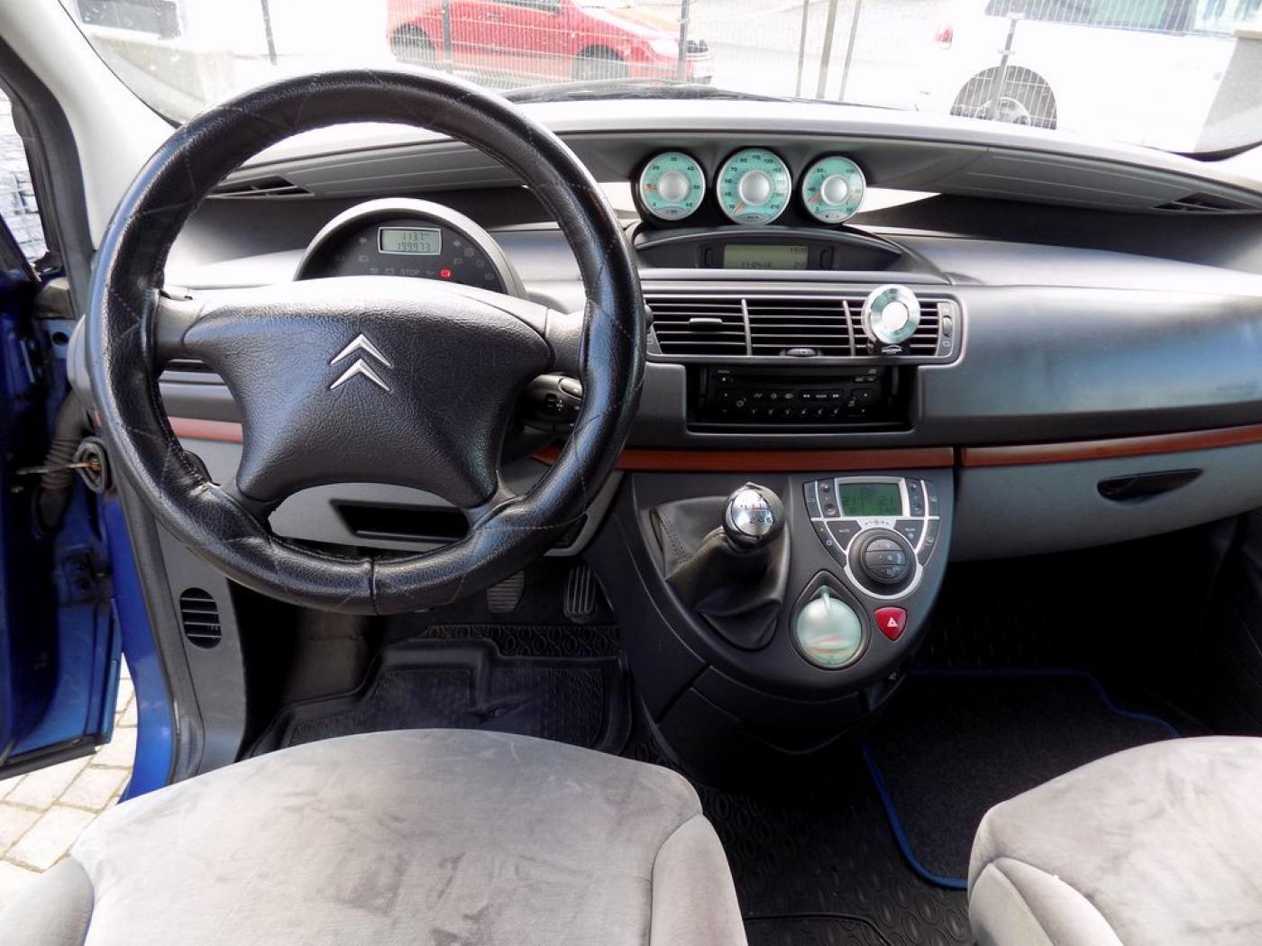 Citroën C8 2.2 HDi