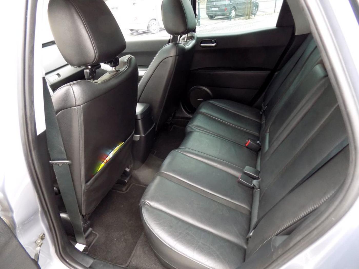 Mazda CX-7 2.3 Turbo 4x4 Navi
