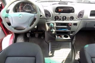 Mercedes-Benz  Sprinter 2.7 CDi Furgon Webasto